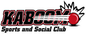 Kaboom Sports and Social Club Logo